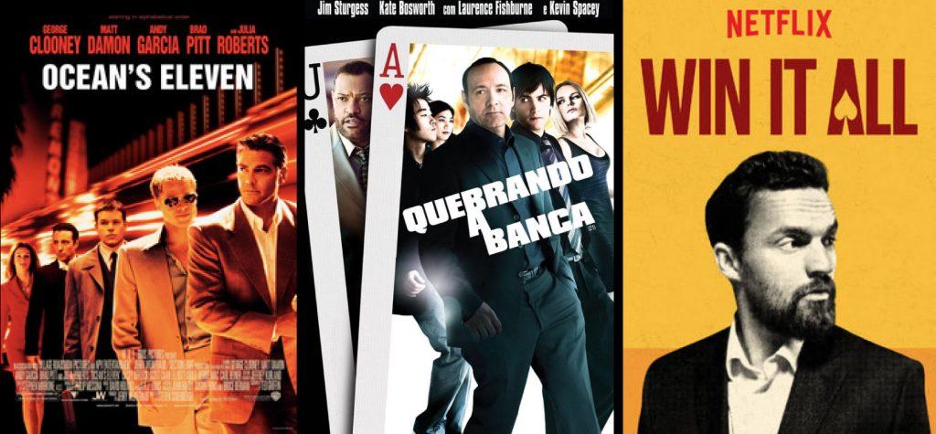 melhores filmes de casino netflix