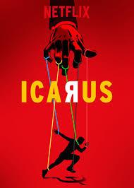 icaro - filmes de desporto netflix