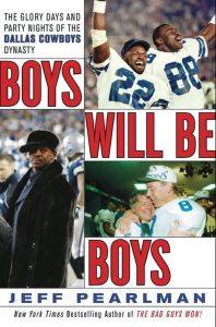 livros sobre futebol americano - boys will be boys