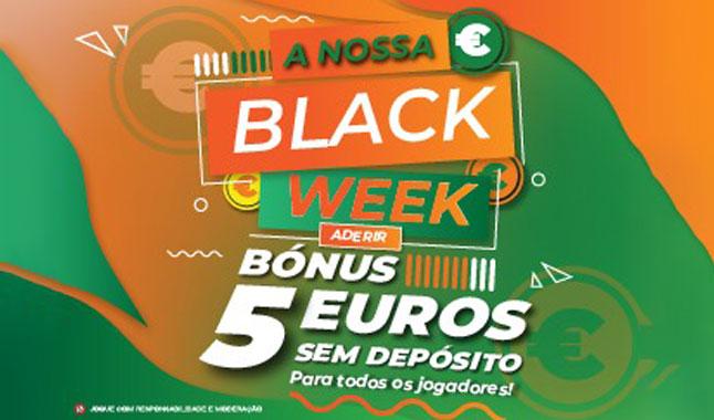 Bónus Nossa Aposta 5€ sem depósito