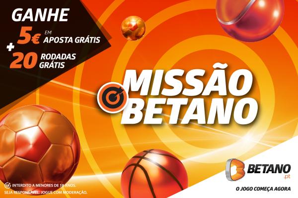 Missão Especial Betano