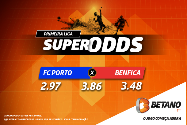 SuperOdds Porto Benfica