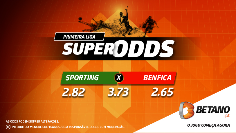 SuperOdds Sporting x Benfica