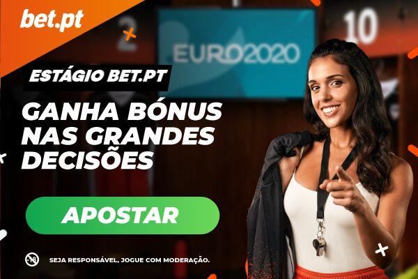 promoção euro 2020 - estágio bet pt